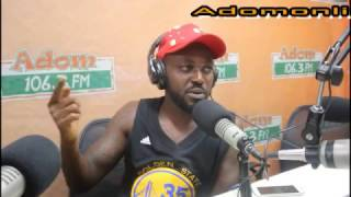 Watch Yaa Pono talk about life, fame, money, rap beef and new album