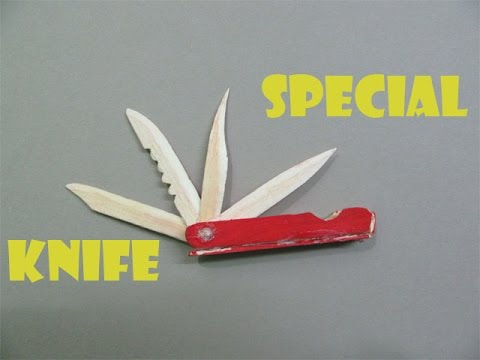 how to open a butterfly knife easy