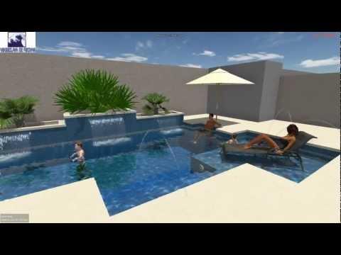 Proyecto de reacondicionamiento de la piscina del balne for Piscinas domesticas