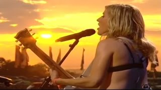 Ellie Goulding - Guns & Horses - Acoustic Sunset Mix - Glastonbury 2014
