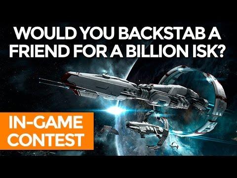 EVE Online Backstab Billionaire Winner!