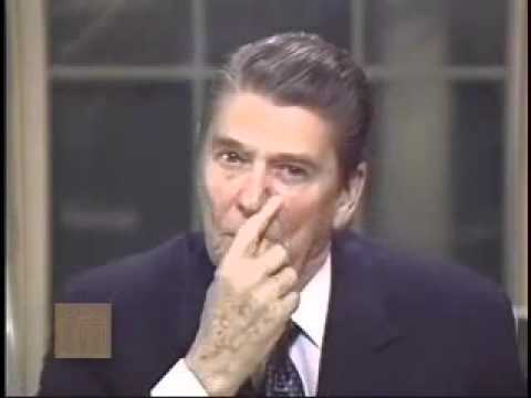 President Ronald Reagan Address on Iran-Contra, 3/4/87