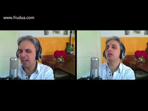 How to sing a cover of I've got a feeling by The Beatles vocal harmony lesson