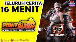 Seluruh Alur Cerita PointBlank Hanya 16 MENIT - Game Anak Warnet Legendaris Point Blank PB Indonesia