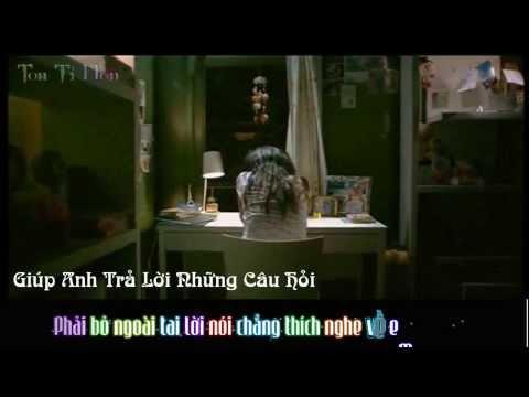 [ MV ] Như Người Xa Lạ - Giúp Anh Trả Lời Những Câu Hỏi -Vương Anh Tú [ Lyric Kara ]
