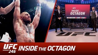 UFC 246: Inside the Octagon - McGregor vs Cowboy