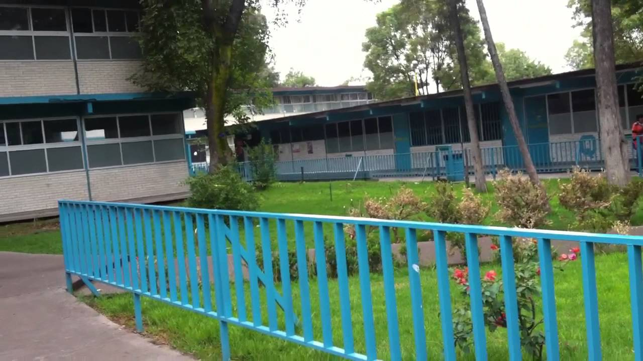 Instalaciones del CCH Plantel Vallejo. Foto de internet.