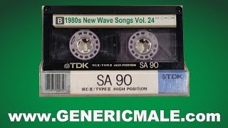 80s New Wave / Alternative Songs Mixtape Volume 24