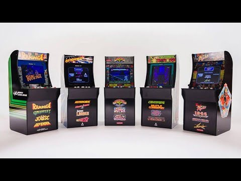 🕹ARCADE 1UP SALES ON CDISCOUNT🕹349€ & 389€ WITH STAND🕹 from ULTIMATE OPS GAMING