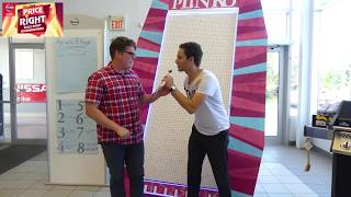 The Price is Right Gameshow at Cobourg Nissan