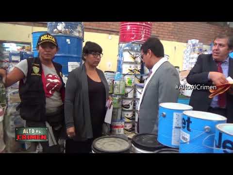 "ALTO AL CRIMEN - 19/05/18 - ""EL DESTAPE DE LAS PINTURAS BAMBA"""