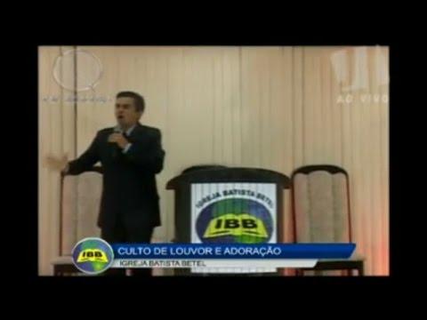 Pr. Robson Dias-CULTO DE LOUVOR E ADORAÇÃO
