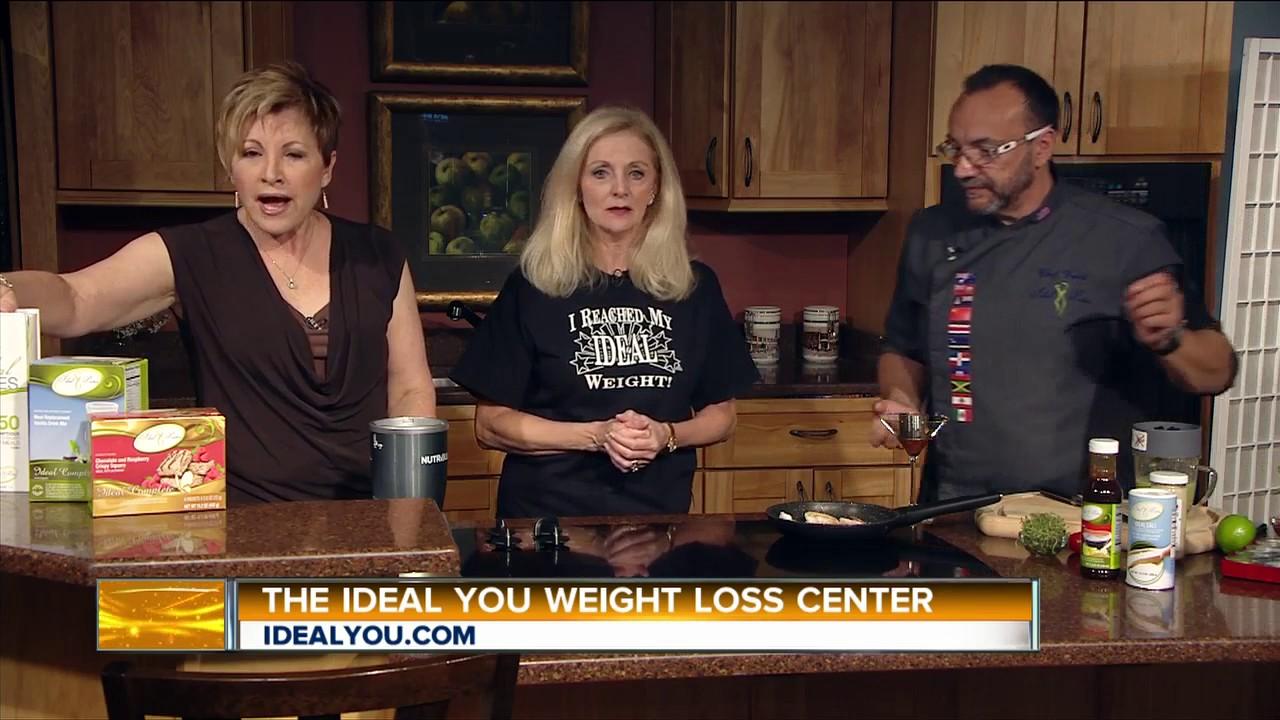 what is the ideal you weight loss program