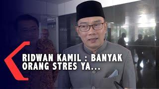 Kata Ridwan Kamil tentang Sunda Empire