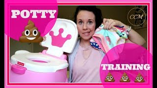 POTTY / TOILET TRAINING OUR TWO YEAR OLD  / Haul + Our plan and technique!!