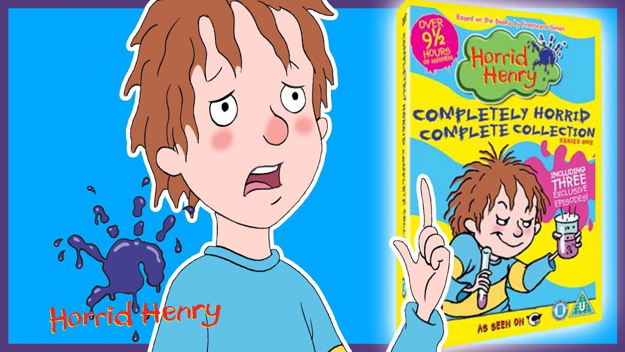 Horrid Henrys New Teacher