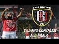 SYLVANO COMVALIUS - All Goals in Liga 1 2017