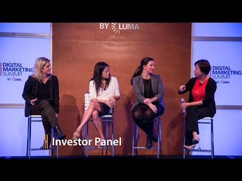 LUMA's Digital Marketing Summit '17: Investor Panel