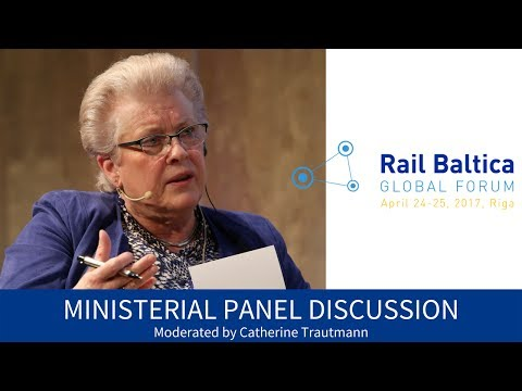 Ministerial Panel Discussion | RBGF 2017