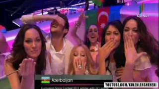 WINNER EUROVISION 2011 - AZERBAIJAN - FINAL HD(winner eurovision 2011 http://www.video.az Azerbaijan Eurovision Song Contest 2011 Winner With 221 Points Final Eurovision 2011 - Azerbaijan Final Finish ..., 2011-05-15T00:27:07.000Z)