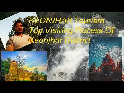 #Keonjhar Tourism | #Top Famous Visiting Placess Of Keonjhar District