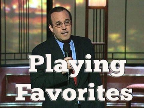 David Plays Favorites