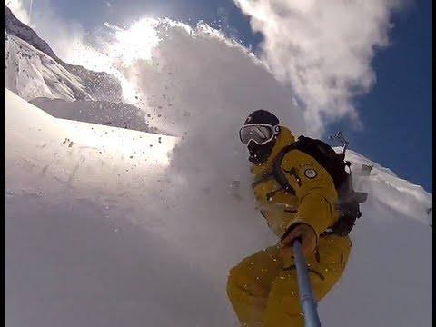 Chamonix So Local - Last First Tracks at Les Grand Montets