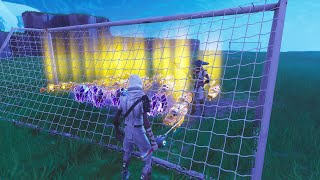Soccer Goal Scam For Whole Inventory! (Scammer Gets Scammed) In Fortnite Save The World