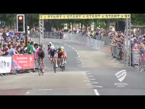 Bristol Grand Prix Cycle Road Race 2015