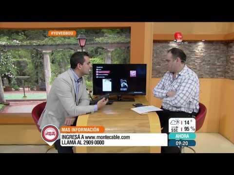 Buen día Uruguay - Click and Play Montecable 02 de Octubre de 2015