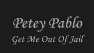 Download PETEY PABLO - Get Me Out Of Jail (by KOLA) MP3 song and Music Video