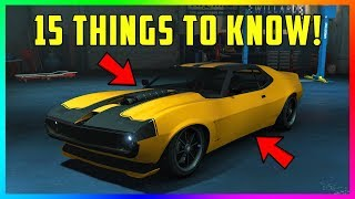 15 Things You NEED To Know BEFORE You Buy The Schyster Deviant In GTA Online! (GTA 5 DLC Update)