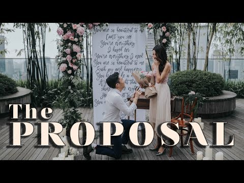 THE PROPOSAL, MNMCOUPLE (MATT & MONG)