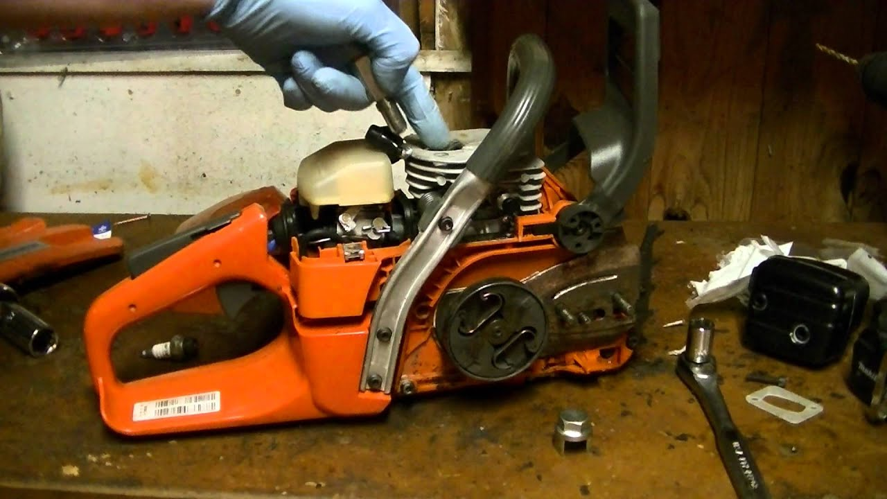 Shop update and removal of clutch on husqvarna 350 youtube shop update and removal of clutch on husqvarna 350 greentooth Image collections