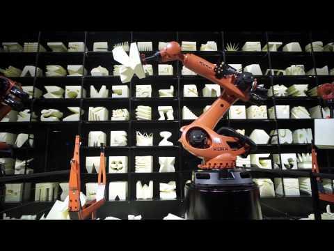 ROBOCHOP object #2061 in production