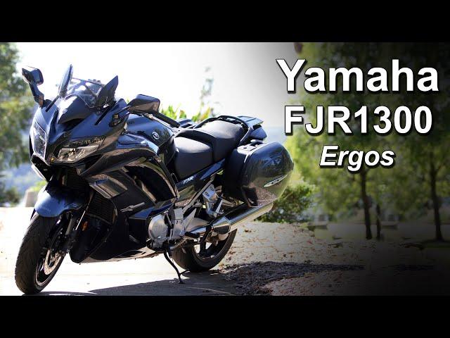 2020 Yamaha FJR1300 Ergonomics & Rider Fit