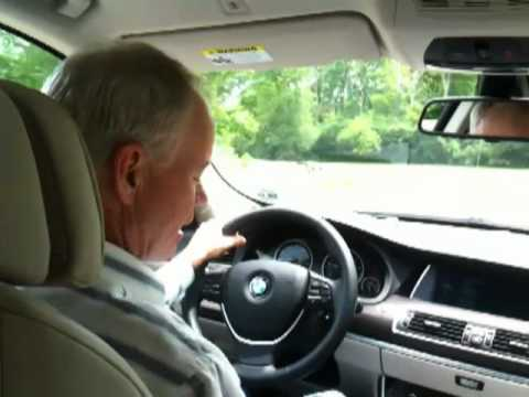 Driving the BMW 5 Series GT - Instant Impression