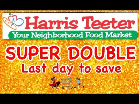 Harris Teeter Super Double Deals~ $1.48 Nabisco and more 😱
