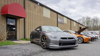 [MotorCrush App SWEEPSTAKES BUILD] Nissan R35 GT-R: TUNER Q&A - Meet The Shop
