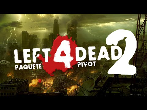 ¡LEFT 4 DEAD 2! | ¡PACK LEGENDARIO! | Pivot Animator V4.2.2 | 2015
