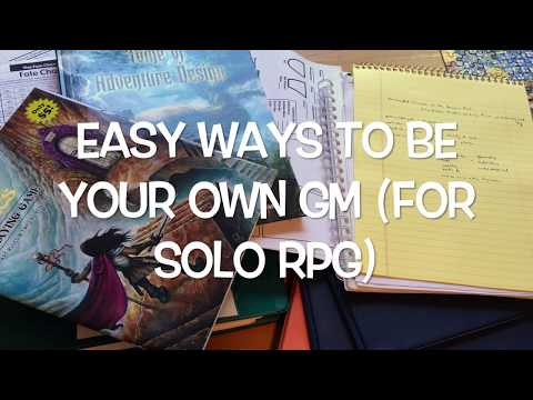 Best Solo Adventure & RPG Tools for Your Campaign