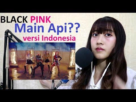BLACK PINK - Playing with fire (versi dangdut)