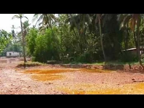 Toxic industrial waste contaminates water, poisons lives in Kerala's Kollam district