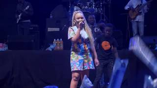 AIcha Kone  ( simbam de Viviane ) Petit Bal Mbour 2018