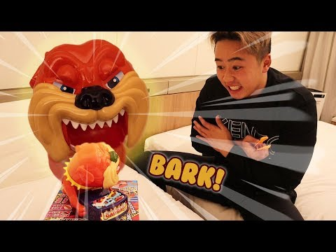 CRAZY JAPANESE BITING DOG TOY!