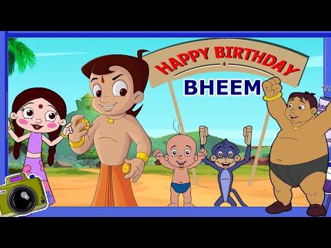 chhota-bheem-birthday-blast- -bheem-birthday-special-video