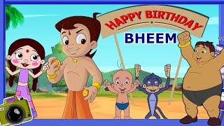 Chhota Bheem Birthday Blast | Bheem Birthday Special Video