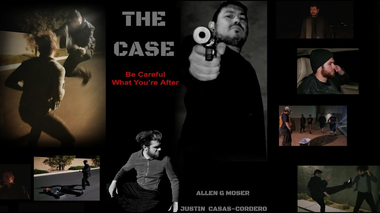 THE CASE - Action Trailer
