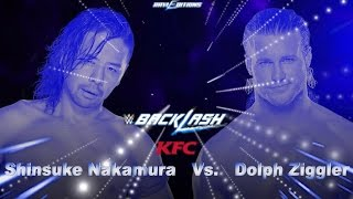 WWE Backlash 2017 Predicted Match Card
