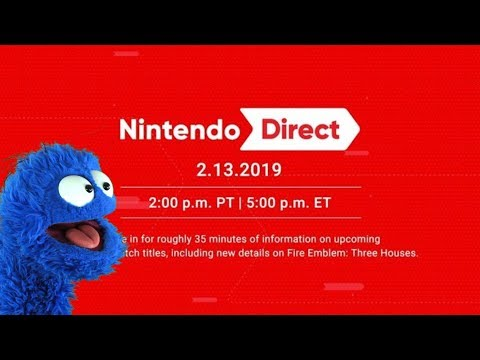 Nintendo Direct 2/13/19 Live Reaction and Commentary